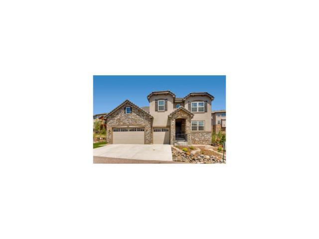 790 Elk Rest Road, Evergreen, CO 80439 (MLS #3785206) :: 8z Real Estate