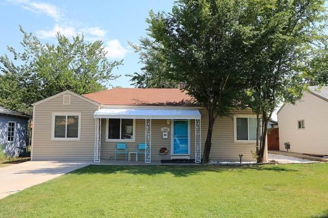1260 Tamarac Street, Denver, CO 80220 (MLS #3785376) :: 8z Real Estate