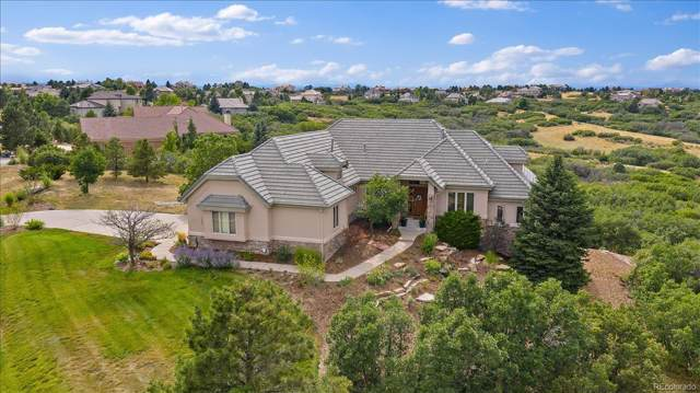 1591 Diamond Ridge Circle, Castle Rock, CO 80108 (MLS #3785439) :: 8z Real Estate