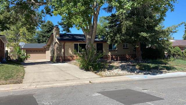 2583 S Quitman Street, Denver, CO 80219 (#3785523) :: The Brokerage Group