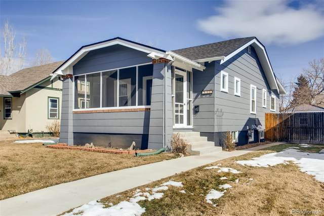 2168 S Franklin Street, Denver, CO 80210 (#3785583) :: The Brokerage Group