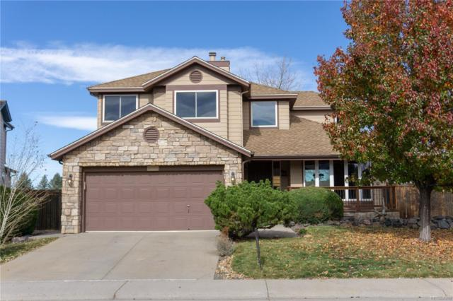 9249 Sugarstone Circle, Highlands Ranch, CO 80130 (#3786444) :: The Heyl Group at Keller Williams