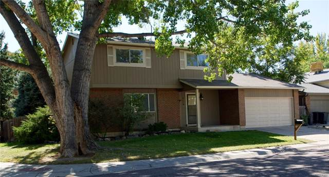 9178 W Maplewood Drive, Littleton, CO 80123 (MLS #3786986) :: 8z Real Estate