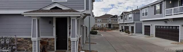 17222 Waterhouse Circle C, Parker, CO 80134 (MLS #3787196) :: Wheelhouse Realty