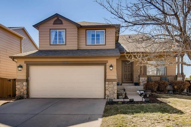 9369 Wolfe Street, Highlands Ranch, CO 80129 (#3787433) :: The Dixon Group