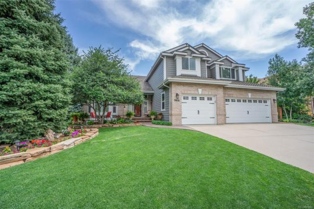 9616 Cherryvale Drive, Highlands Ranch, CO 80126 (#3787611) :: The Healey Group