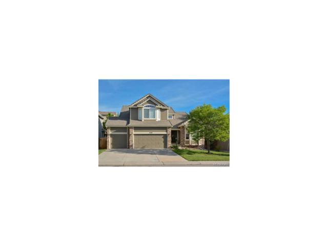 12503 Bradford Drive, Parker, CO 80134 (#3787696) :: Colorado Team Real Estate