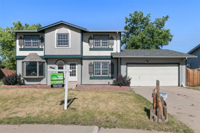 657 S Flower Street, Lakewood, CO 80226 (#3788222) :: The Peak Properties Group