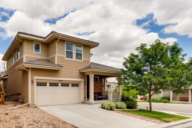 10527 Rutledge Street, Parker, CO 80134 (#3788423) :: The Peak Properties Group
