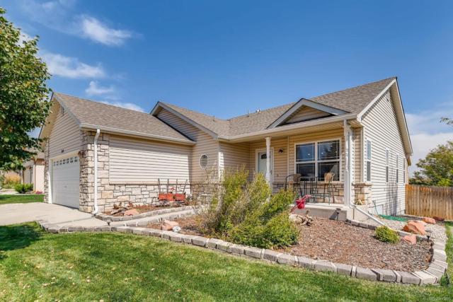 349 Hawthorne Avenue, Johnstown, CO 80534 (#3788832) :: The Peak Properties Group