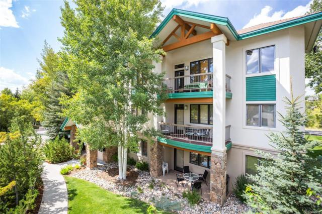 2395 Storm Meadows Drive 3A, Steamboat Springs, CO 80487 (MLS #3789597) :: 8z Real Estate
