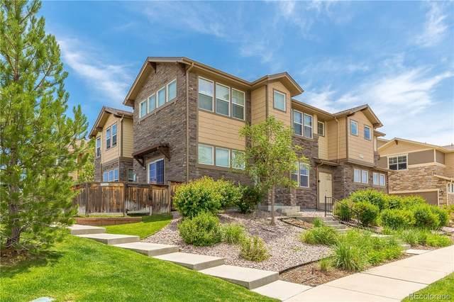 24986 E Calhoun Place A, Aurora, CO 80016 (#3790174) :: Peak Properties Group