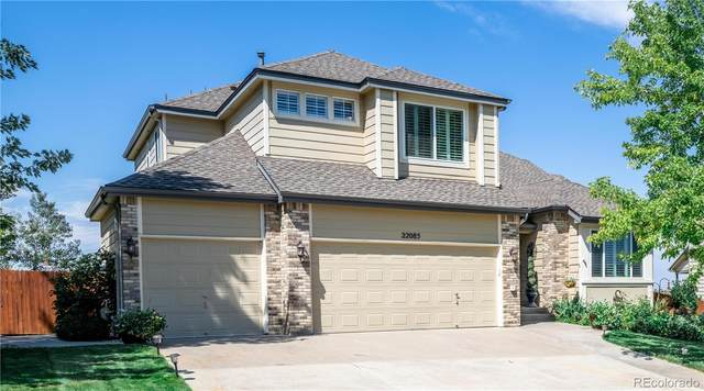22085 Pebble Brook Lane, Parker, CO 80138 (#3790798) :: James Crocker Team