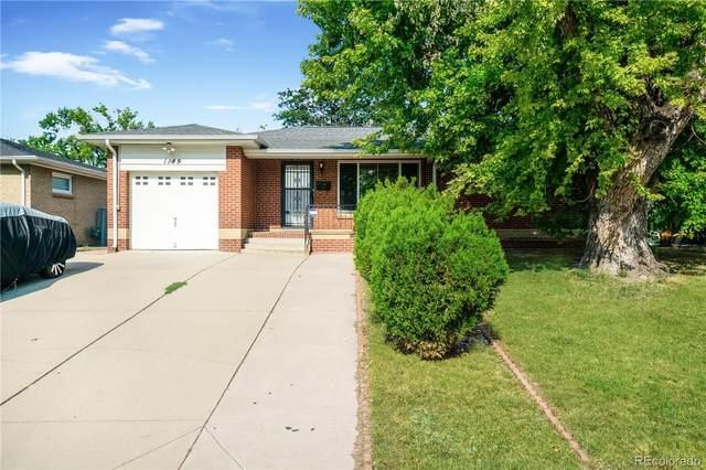 1145 S Harlan Street, Lakewood, CO 80232 (MLS #3790840) :: 8z Real Estate
