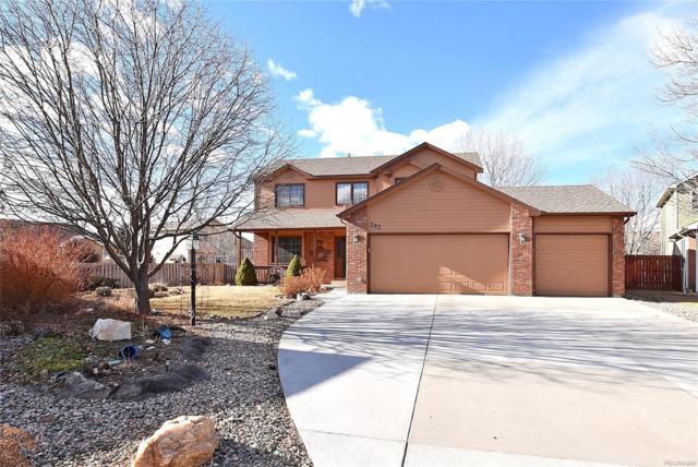 393 Wanda Court, Loveland, CO 80537 (MLS #3791182) :: 8z Real Estate