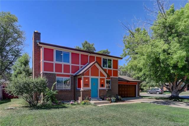 5998 W Columbia Place, Denver, CO 80227 (MLS #3791218) :: 8z Real Estate
