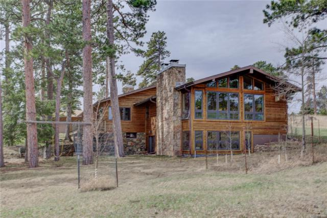 206 Shadow Lane, Golden, CO 80401 (#3791267) :: The City and Mountains Group