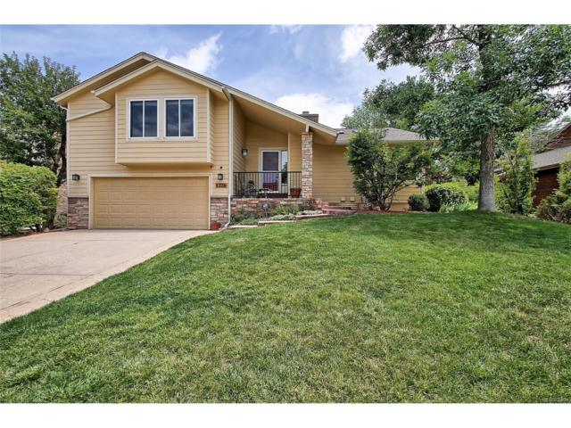 8270 S Locust Way, Centennial, CO 80112 (MLS #3791296) :: 8z Real Estate