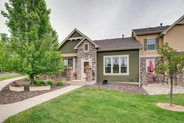 999 Snowy Mesa Place, Castle Rock, CO 80108 (MLS #3791313) :: 8z Real Estate