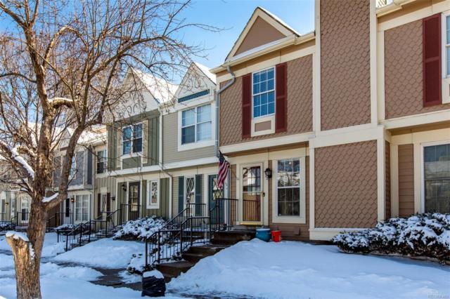 1699 S Trenton Street #122, Denver, CO 80231 (MLS #3791691) :: 8z Real Estate