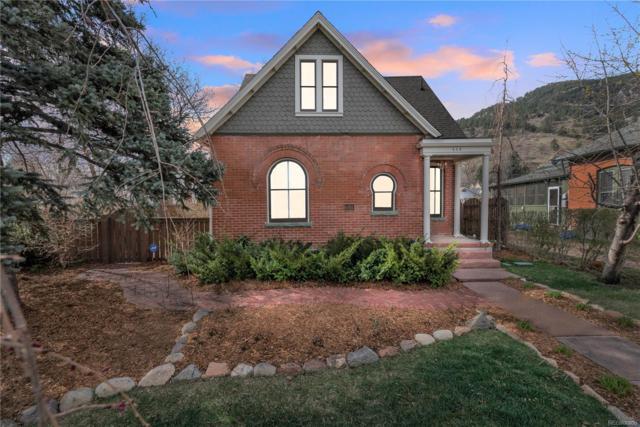 440 Arapahoe Avenue, Boulder, CO 80302 (#3791798) :: The Peak Properties Group