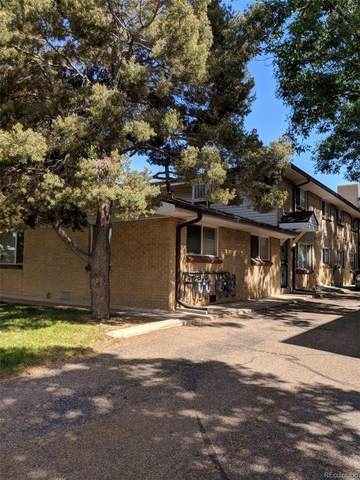 6410 W 44th Place B5, Wheat Ridge, CO 80033 (MLS #3792035) :: 8z Real Estate