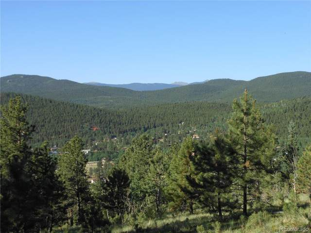 T B D Park County 69 Road, Bailey, CO 80421 (#3792406) :: The Healey Group