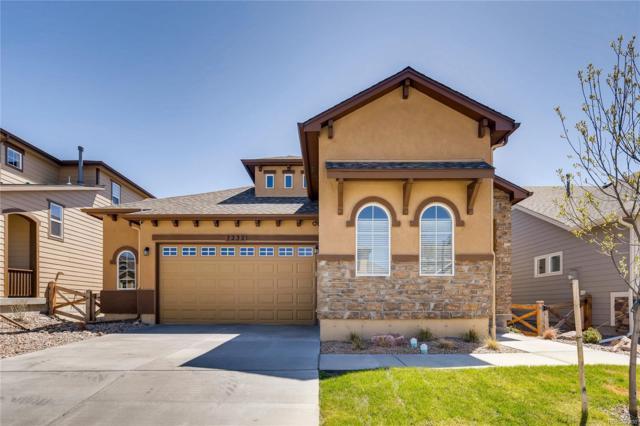 7232 Rim Bluff Lane, Colorado Springs, CO 80927 (#3792442) :: House Hunters Colorado