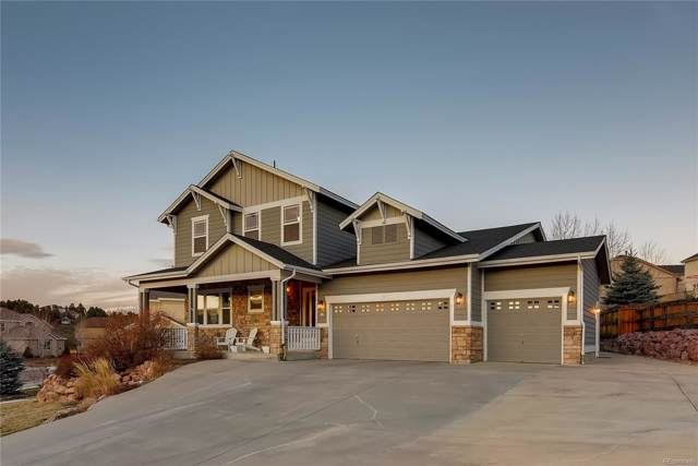 541 Coyote Willow Drive, Colorado Springs, CO 80921 (#3792482) :: True Performance Real Estate