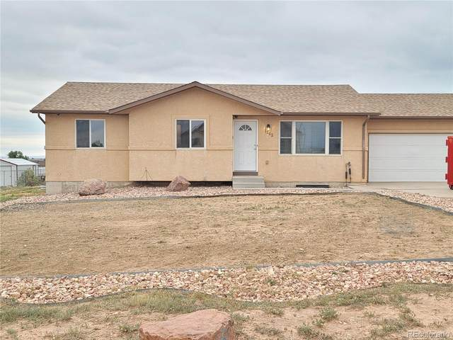 1162 E Canary Drive, Pueblo West, CO 81007 (MLS #3792518) :: 8z Real Estate