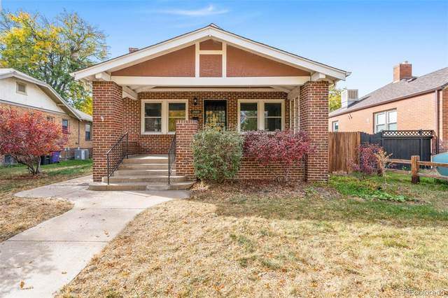 2885 Cherry Street, Denver, CO 80207 (MLS #3792564) :: 8z Real Estate