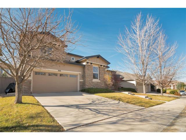 2601 Pemberly Avenue, Highlands Ranch, CO 80126 (#3792881) :: The Dixon Group
