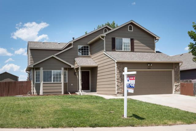 5315 Coyote Drive, Frederick, CO 80504 (#3793208) :: The DeGrood Team