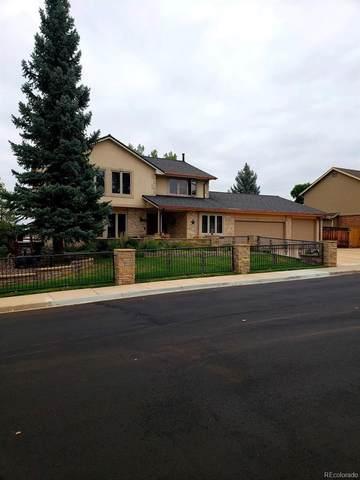 10599 W Vista View Drive, Littleton, CO 80127 (#3793369) :: The HomeSmiths Team - Keller Williams