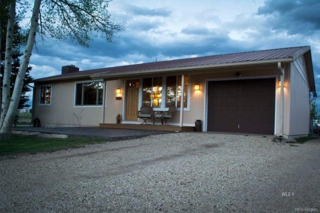1 Bassick Lane, Westcliffe, CO 81252 (#3793550) :: Sellstate Realty Pros