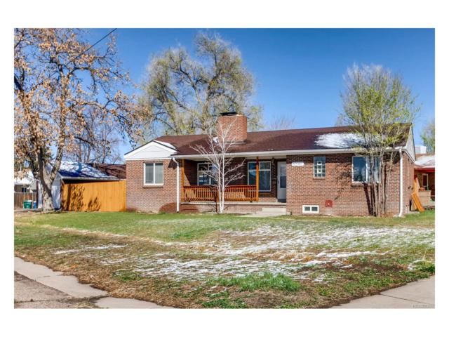 3291 S Cherokee Street, Englewood, CO 80110 (#3793609) :: The Sold By Simmons Team