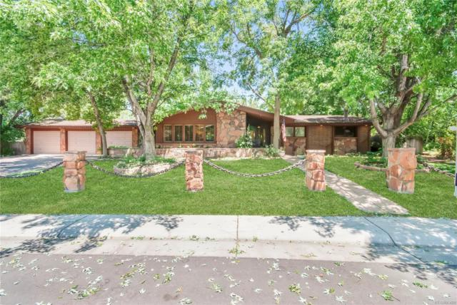 4516 S Yosemite Court, Greenwood Village, CO 80111 (#3793772) :: The City and Mountains Group