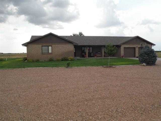 12749 County Road 2, Wiggins, CO 80654 (MLS #3793778) :: 8z Real Estate