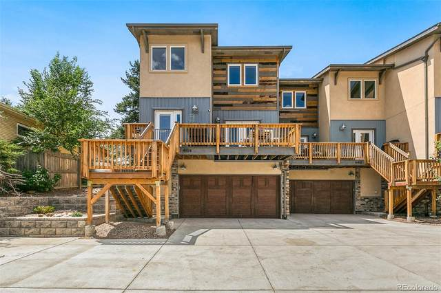410 N Ford Street, Golden, CO 80403 (#3794465) :: Mile High Luxury Real Estate