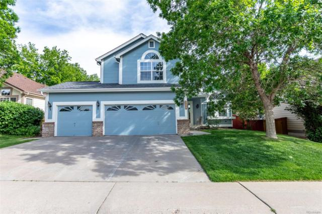 930 W Sage Sparrow Circle, Highlands Ranch, CO 80129 (#3794534) :: The Heyl Group at Keller Williams