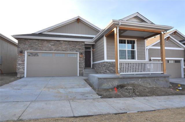 11534 Colony Loop, Parker, CO 80138 (#3794683) :: The HomeSmiths Team - Keller Williams