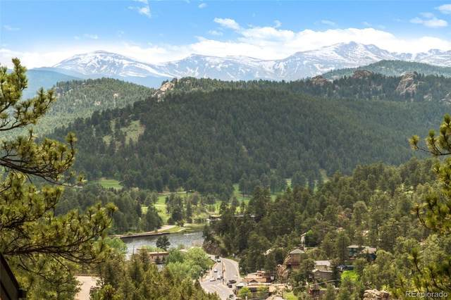 4465 Forest Trail, Evergreen, CO 80439 (#3794948) :: The Colorado Foothills Team | Berkshire Hathaway Elevated Living Real Estate