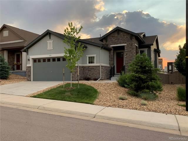 3355 Goodyear Street, Castle Rock, CO 80109 (#3795340) :: Kimberly Austin Properties