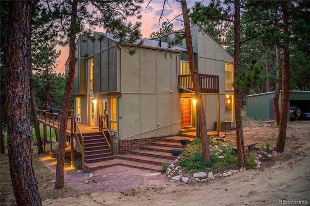 791 Mountain Meadows Road, Boulder, CO 80302 (MLS #3795422) :: Bliss Realty Group