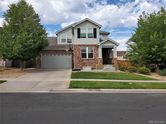 20996 E Greenwood Drive, Aurora, CO 80013 (MLS #3795516) :: 8z Real Estate