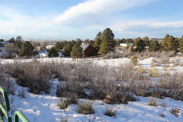 7965 Homestead Road, Parker, CO 80138 (MLS #3795738) :: 8z Real Estate