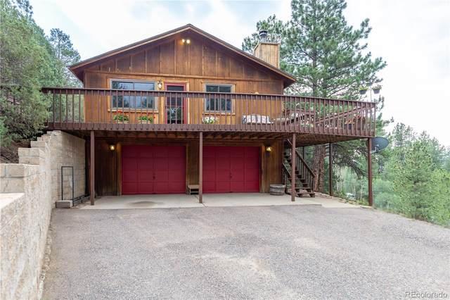 143 Juniper Lane, Bailey, CO 80421 (MLS #3795760) :: 8z Real Estate