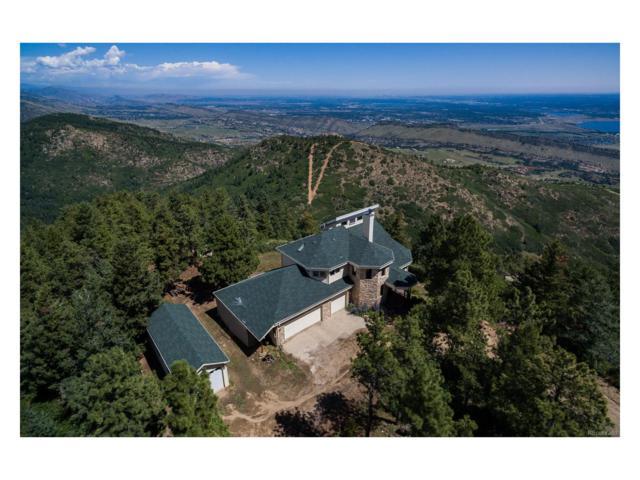 13879 Sunburst Drive, Littleton, CO 80127 (MLS #3796253) :: 8z Real Estate