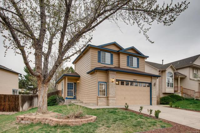 19063 E Bellewood Drive, Aurora, CO 80015 (#3796282) :: House Hunters Colorado