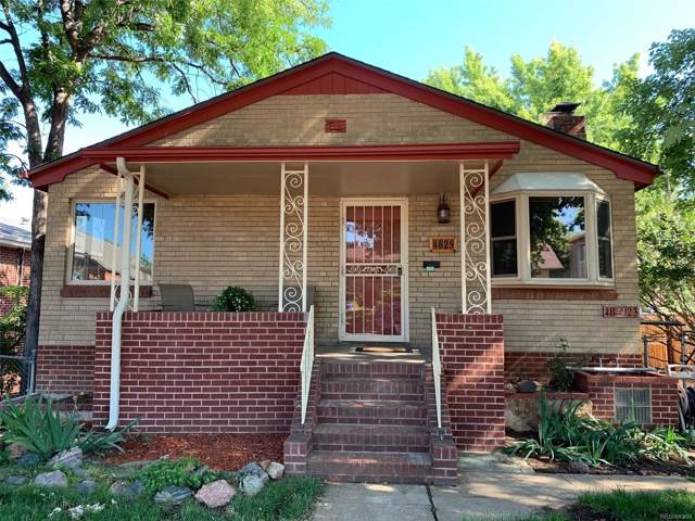 4825 (4823) W 34th Avenue, Denver, CO 80212 (#3796448) :: The Heyl Group at Keller Williams